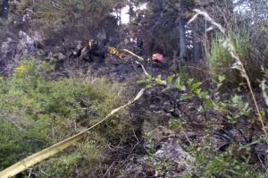 Freycenet-la-Tour : deux hectares de broussailles brûlés