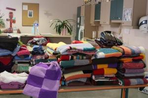 Yssingeaux : l'hôpital a besoin de pelotes de laine pour son atelier tricot