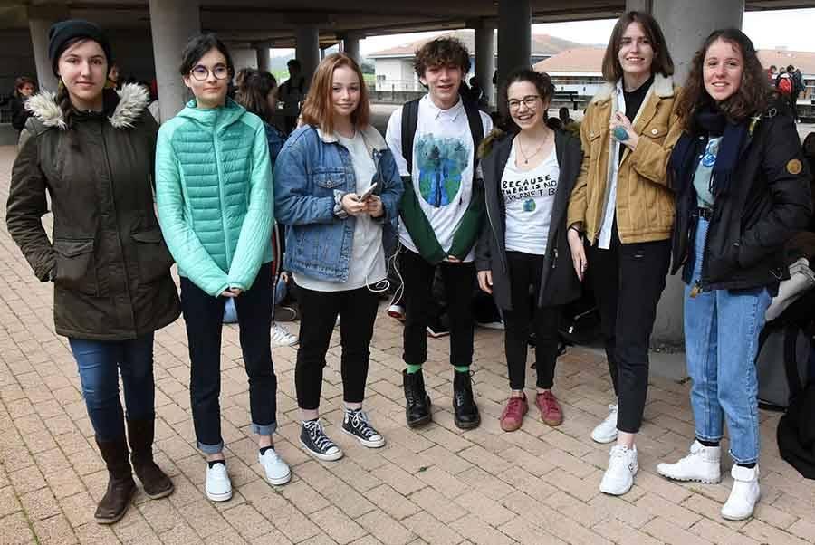 Monistrol-sur-Loire : les lycéens du Mazel s'engagent pour le climat