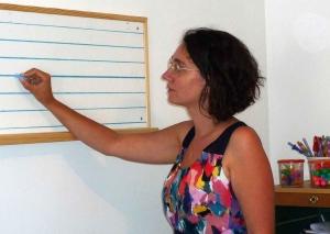 Dunières : Anne Riocreux propose une solution pour les élèves en difficulté