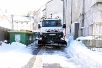 Yssingeaux : aucun véhicule en ville la nuit prochaine pour permettre le déneigement