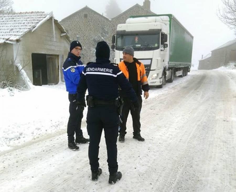 Photo Gendarmerie de Haute-Loire