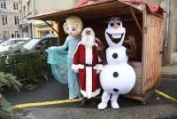 Monistrol-sur-Loire : un petit train pendant trois jours pour faire ses emplettes de Noël