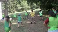 Les centres de loisirs se retrouvent au lac du Bouchet autour d'un jeu de rôle