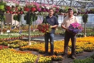 C'est le moment de faire son marché de fleurs et de plants chez Chevalier à Yssingeaux