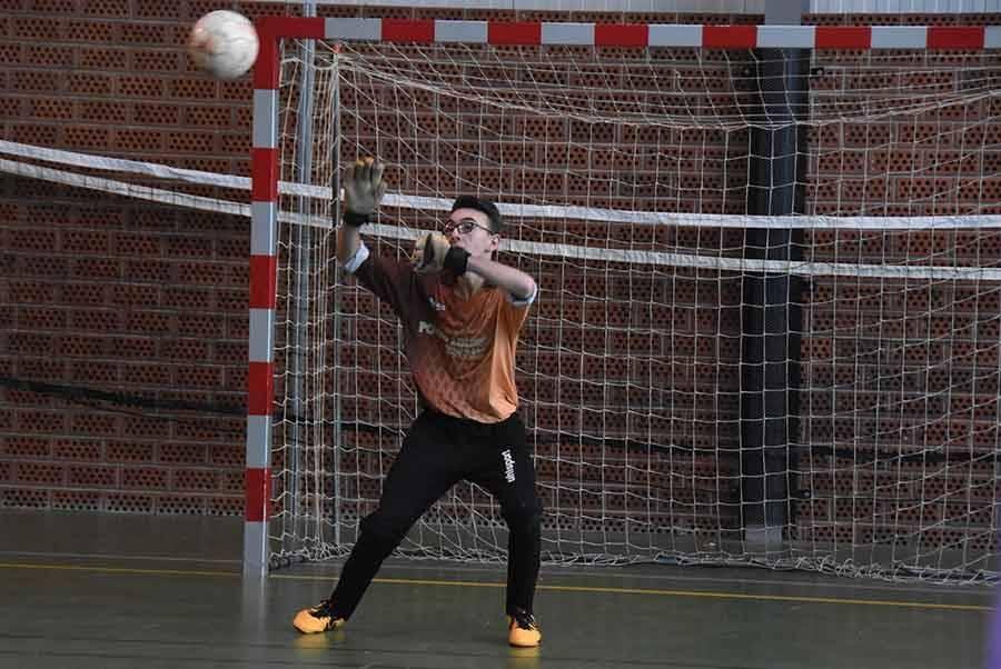 Futsal : Langeac champion de la Haute-Loire U18 contre Dunières-Montfaucon-Montregard