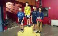 Tennis de table : Lois Verots décroche le titre de champion départemental