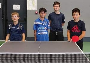 Tennis de table : 9 Yssingelais engagés au Critérium départemental