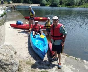 Beauzac : les Rangers font découvrir les gorges de la Loire