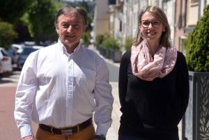 Gilles Delabre et Blandine Deleau-Ferret
