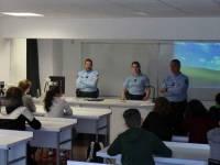 Tence : la sécurité routière pour les 4e et 3e du collège Saint-Martin