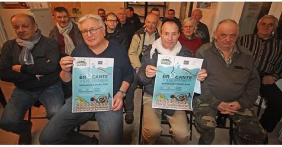Puy-en-Velay : achetez ou vendez du matériel de pêche le dimanche 3 mars