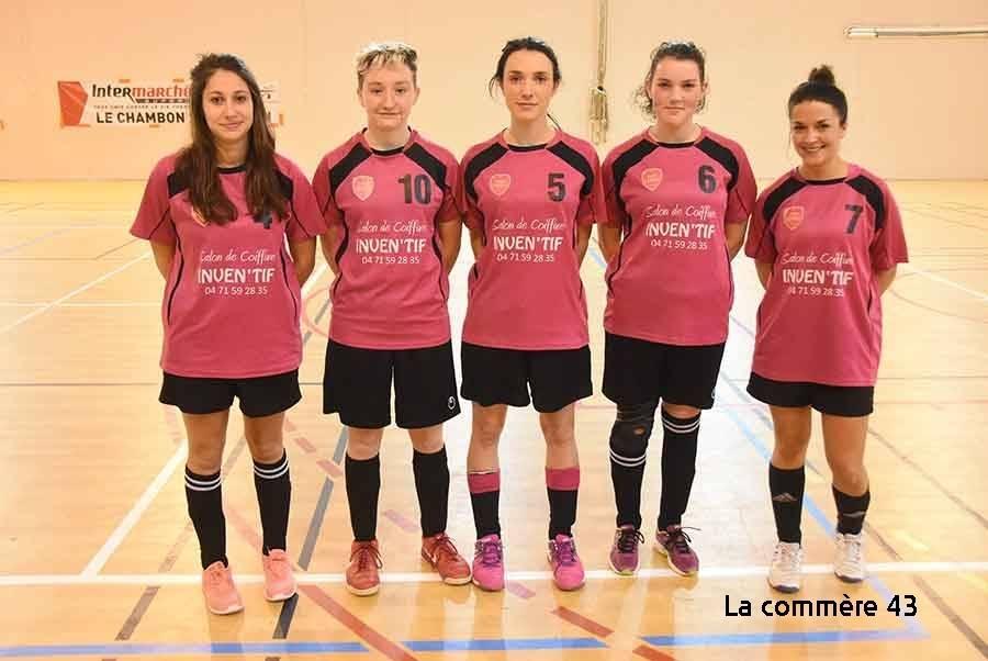Futsal féminin : c'est l'heure des demi-finales ce week-end