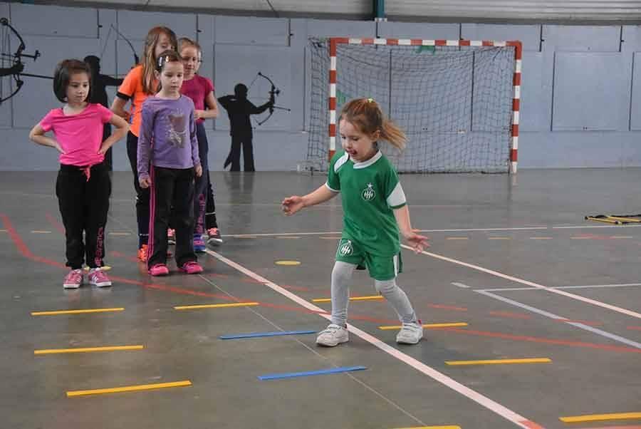 Lapte : cinq premières joueuses intéressées par le foot