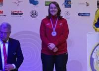 Fay-sur-Lignon : une médaille d'or et d'argent pour Florence Ferriol aux championnats de France de tir