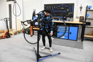 Brives-Charensac : Compression Bicycles prône le vélo sur tous les terrains