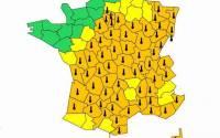 Canicule : la Haute-Loire, rare département à ne pas être en vigilance orange