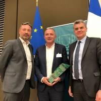 L'innovation d'Altriom récompensée à Paris