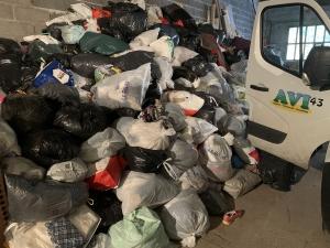 Le recyclage textile dans un contexte de coronavirus doit s'adapter