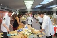 Saint-Agrève : Elodie Marinho partie défendre Fromaniac au Mondial du fromage