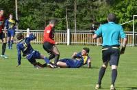 Le match a été parfois âpre et très engagé.