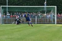 Léo Dolmazon prend le gardien à contre-pied.