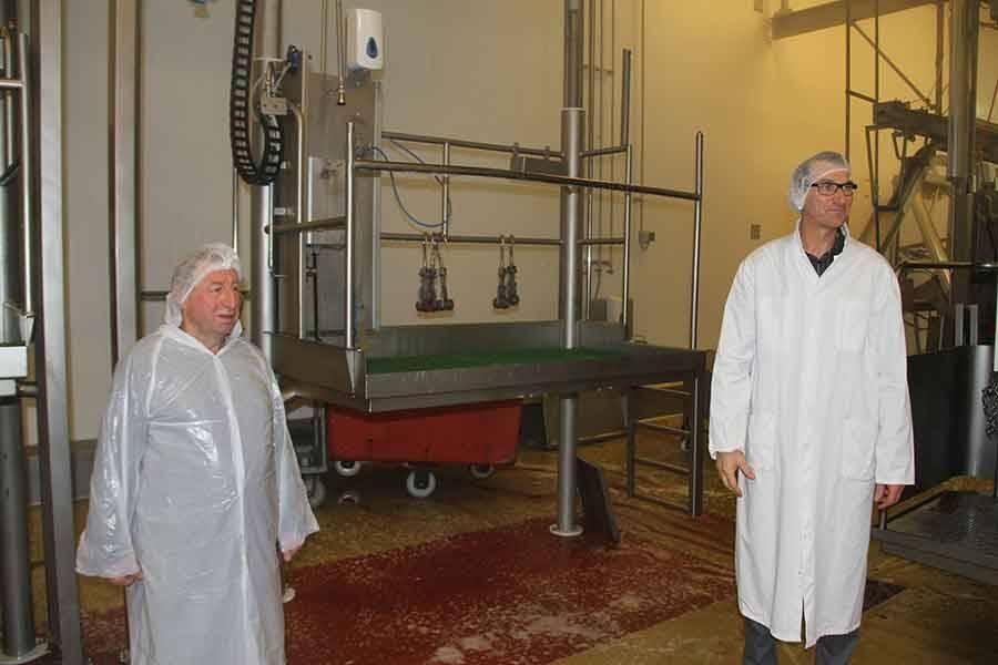 Made in Viande : entrez dans les coulisses de l'abattoir de Polignac jeudi