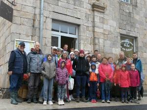 Saint-Pal-de-Chalencon : Les Amis de Saint-Pal ont fait découvrir le sentier du Chier Marty