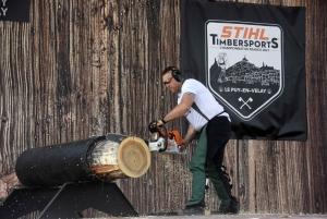 De gros bras qui envoient du bois ce week-end au Puy-en-Velay
