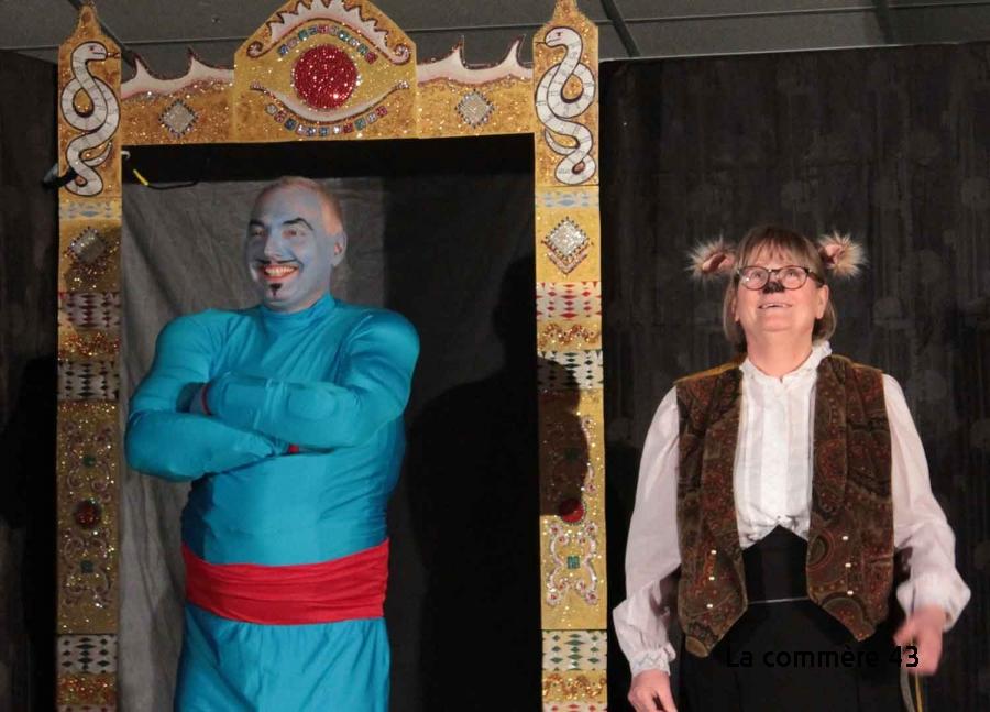 Une pièce burlesque à partager en famille dimanche 16 juin au Chambon-sur-Lignon
