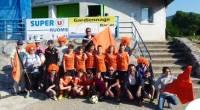 La Séauve-sur-Semène : les footballeurs U13 dans le Top 5 à Vallon-Pont-d'Arc