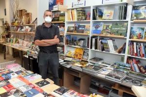 Thibaut Ferrand de l'Arbre à livres au Puy