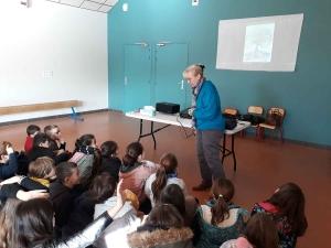 """Lapte : les écoliers de Verne font connaissance avec """"Enfants pour demain"""""""