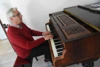 Paul-hubert des Mesnards donne un récital samedi à 19 heures.