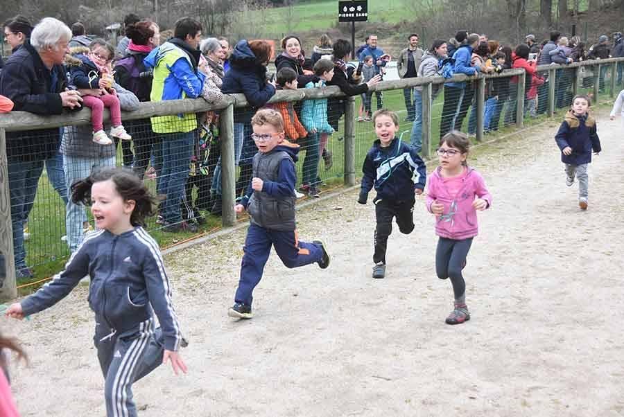 Blavozy : 300 enfants courent pour l'association P'tits Loulous