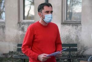 David Vercasson est nommé directeur de l'hôpital de Saint-Agrève