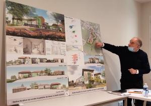 """Rénovation de l'hôpital de Saint-Agrève : """"il faut passer la seconde"""""""