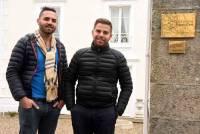 """Ludovic et Romain Bertrand, deux entepreneurs volontaires, qui ne sont pas des """"héritiers""""."""