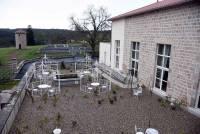 Le château de Chazelles à Saint-André-de-Chalencon s'apprête à accueillir son premier mariage