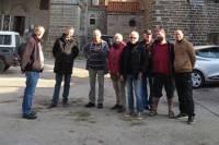Le Radio Club du Velay relève un défi au pied de la cathédrale du Puy