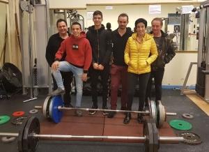 Force athlétique : deux jeunes Ponots brillent au championnat départemental