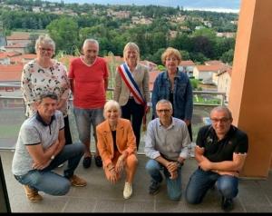 Espaly-Saint-Marcel : Christianne Mosnier officiellement intronisée maire