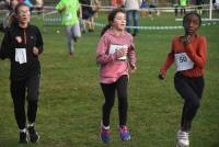 Cross UNSS : les benjamines