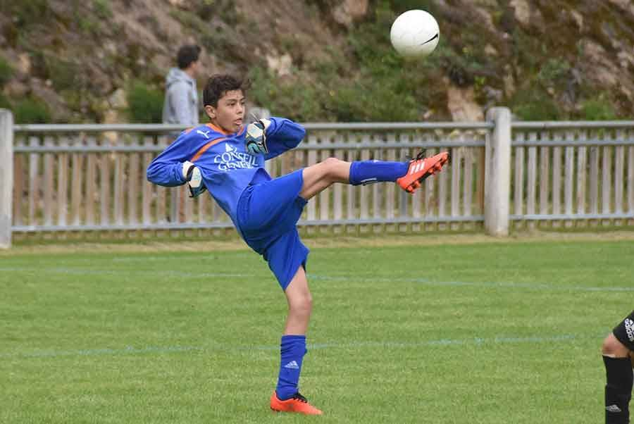 Saint-Maurice-de-Lignon : quatre lauréats au tournoi de foot jeunes
