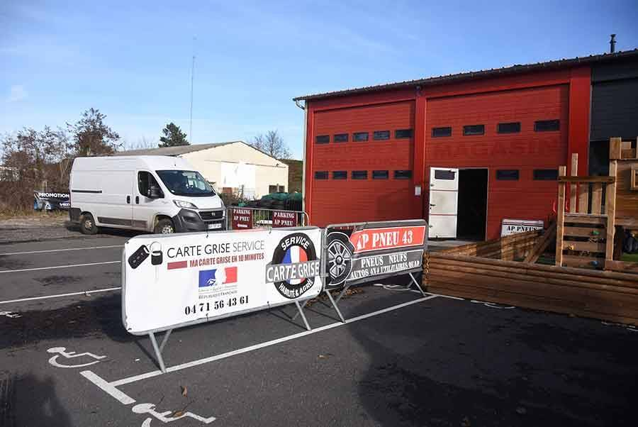 Monistrol-sur-Loire : pneus, pièces détachées et service de carte grise chez AP Pneu