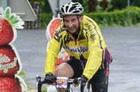 Des milliers de cyclotouristes sur les routes pour l'Ardéchoise